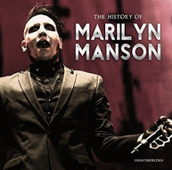 MARILYN MANSON - HISTORY OF (UNAUTHORIZED) CD