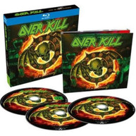 OVERKILL - LIVE IN OVERHAUSEN (BLURAY+2CD DIGI) * CD