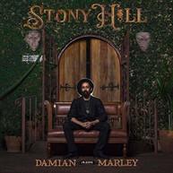 DAMIAN MARLEY - STONY HILL CD