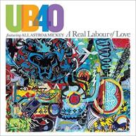 UB40 - REAL LABOUR OF LOVE CD