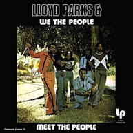LLOYD PARKS &  WE THE PEOPLE - MEET THE PEOPLE CD