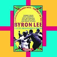 BYRON LEE &  DRAGONAIRES & FRIENDS - JAMAICA'S GOLDEN HITS BEST OF SKA 1 CD