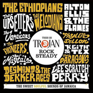 THIS IS TROJAN ROCK STEADY / VARIOUS CD