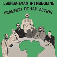 I BENJAHMAN - FRACTION OF JAH ACTION: EXPANDED EDITION CD
