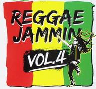 REGGAE JAMMIN 4 / VARIOUS CD