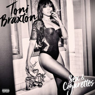 TONI BRAXTON - SEX & CIGARETTES CD
