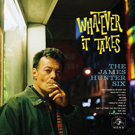 JAMES SIX HUNTER - WHATEVER IT TAKES CD