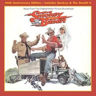 SMOKEY & THE BANDIT SOUNDTRACK I AND II / SOUNDTRACK CD