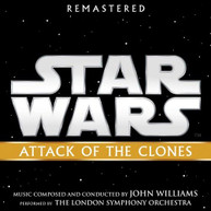 JOHN WILLIAMS - STAR WARS: ATTACK OF THE CLONES / SOUNDTRACK CD