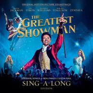 GREATEST SHOWMAN / SOUNDTRACK CD