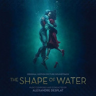 ALEXANDRE DESPLAT - SHAPE OF WATER - SOUNDTRACK CD