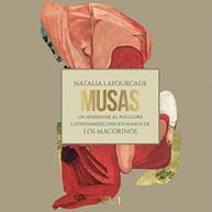 NATALIA LAFOURCADE - MUSAS CD