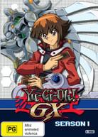 YU-GI-OH! GX: SEASON 1 (2000)  [DVD]