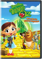 DOROTHY & THE WIZARD OF OZ: WE'RE NOT IN KANSAS DVD