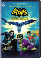 BATMAN VS TWO -FACE DVD