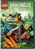 LEGO NINJAGO: MASTERS OF SPINJITZU - SEASON 7 DVD