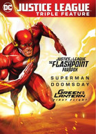 JUSTICE LEAGUE: FLASHPOINT PARADOX / SUPERMAN DVD
