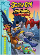SCOOBY -DOO & BATMAN: BRAVE & THE BOLD DVD
