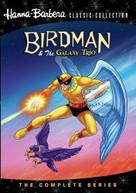 BIRDMAN & GALAXY TRIO: COMPLETE SERIES DVD