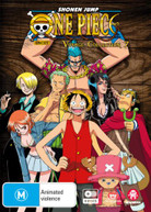 ONE PIECE VOYAGE: COLLECTION 7 (EPISODES 300-348) (2016)  [DVD]