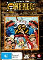 ONE PIECE: COLLECTION 46 (EPISODES 553 - 563) (UNCUT) (2012)  [DVD]