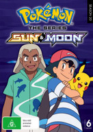 POKEMON: THE SERIES - SUN & MOON (SEASON 20) (2017)  [DVD]