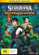 SLUGTERRA: EASTERN CAVERNS (2015)  [DVD]