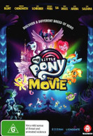 MY LITTLE PONY: THE MOVIE (2017) (2017)  [DVD]