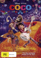 COCO (2017) (2017)  [DVD]