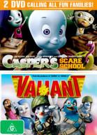 CASPER'S SCARE SCHOOL / VALIANT (2005)  [DVD]