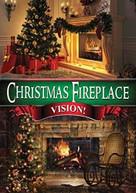 CHRISTMAS FIREPLACE VISION DVD