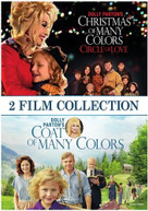 DOLLY PARTON'S COAT OF MANY COLORS / CHRISTMAS OF DVD