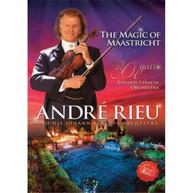 ANDRE RIEU, JOHANN STRAUSS - THE MAGIC OF MAASTRICHT - 30 YEARS OF THE JOHANN STRAUSS ORCHESTRA * DVD