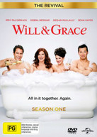 WILL AND GRACE: SEASON 1 (THE REVIVAL) (2017) (2017)  [DVD]