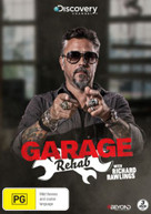 GARAGE REHAB WITH RICHARD RAWLINGS (2017)  [DVD]