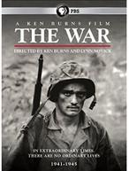 KEN BURNS: THE WAR - A KEN BURNS FILM DVD