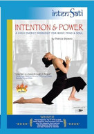 INTENSATI: INTENTION &  POWER - A HIGH ENERGY WORK DVD