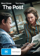 THE POST (2017)  [DVD]