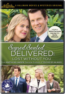 SIGNED SEALED DELIVERED: LOST WITHOUT YOU DVD