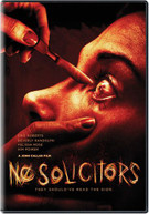 NO SOLICITORS DVD
