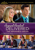 SIGNED SEALED DELIVERED: IMPOSSIBLE DREAM DVD