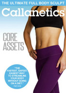 CALLANETICS: CORE ASSETS DVD