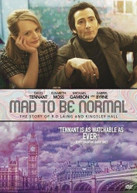 MAD TO BE NORMAL DVD