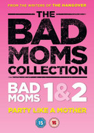 BAD MOMS 1 / BAD MOMS 2 DVD [UK] DVD