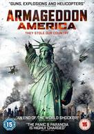 ARMAGEDDON AMERICA DVD [UK] DVD