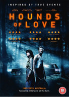 HOUNDS OF LOVE DVD [UK] DVD