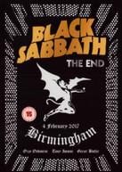 BLACK SABBATH: THE END  [DVD]
