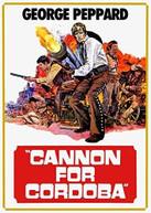 CANNON FOR CORDOBA (1970) DVD