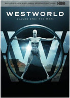 WESTWORLD: THE COMPLETE FIRST SEASON DVD