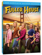 FULLER HOUSE: THE COMPLETE SECOND SEASON DVD